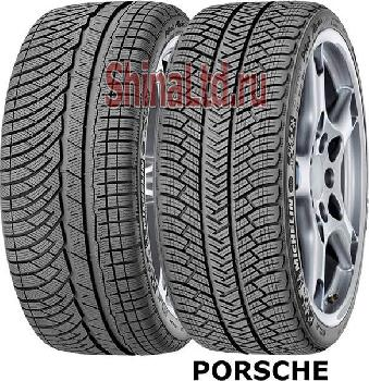 Michelin Pilot Alpin PA4 XL 235 / 45 R20 (235/45R20)