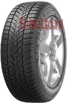 Шины Dunlop SP Winter Sport 4D RFT