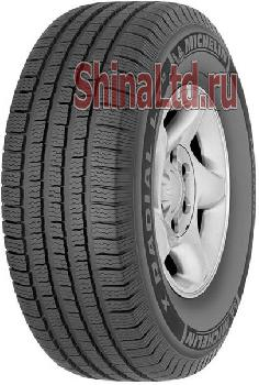 Шины Michelin X-Radial LT 2