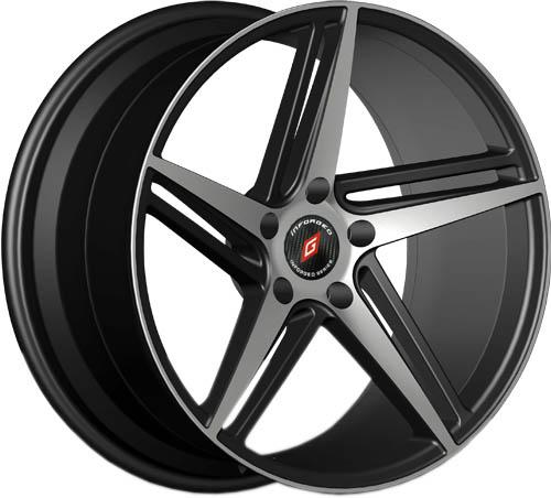 INFORGED IFG31  8x18 5*114,3 ET45 d67,1Black Machined