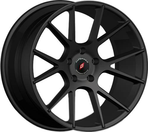 INFORGED IFG23  8,5x19 5*120 ET33 d72,6Matt Black