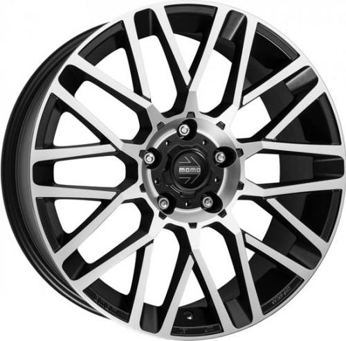 MOMO SUV REVENGE  9x20 5*114,3 ET25 d60,1Matt Black-Polished