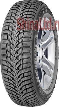 Шины Michelin Alpin A4 Run Flat